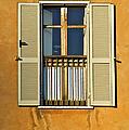 Window Of Rome II by David Letts