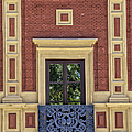 Window Of Seville by David Letts