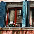 Window Of Venice by Elvis Vaughn
