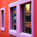 Window Reflections 2 by Vivian Christopher