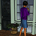 Window Shopper by Judi Suni Hall