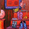 Window Shopping 1 by Xueling Zou