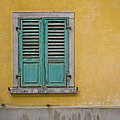 Window Shutter by Heiko Koehrer-Wagner