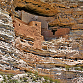 Window To The Past - Montezuma Castle by Christine Till