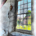 Window To The Past by Rick Lloyd