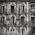 Windows And Balconies 1 by Rod McLean