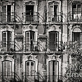 Windows And Balconies 2 by Rod McLean