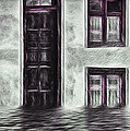 Windows And Doors by Jutta Maria Pusl