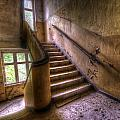 Windows And Stairs by Nathan Wright