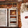 Windows Of Alcantara Brazil 1 by Bob Christopher