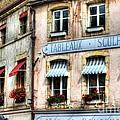 Windows Of Beaune by Mel Steinhauer