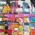 Windows Of The City by John Williams