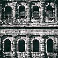 Windows Of The Porta Nigra by TouTouke A Y