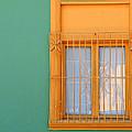 Windows Of The World - Santiago Chile by Rick Locke