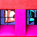 Windows Reflected by CJ Middendorf