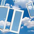 Windows To New World by Michal Bednarek