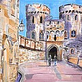 Windsor Castle by Geeta Biswas