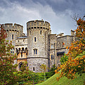 Windsor Castle by Kim Andelkovic