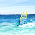 Windsurf by Veronica Minozzi