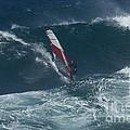 Windsurfer 2 Maui by Bob Christopher