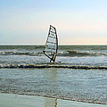Windsurfing by Ben and Raisa Gertsberg