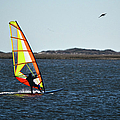 Windsurfing by Sandi OReilly