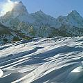 1m9342-windswept Snow by Ed  Cooper Photography