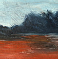 Windy Beach by Jani Freimann