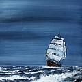 Windy Day by Jack G  Brauer