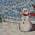 Windy Winter by Julie Mazzoni