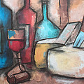 Wine And Cheese by Sean Parnell
