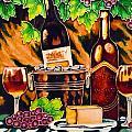 Wine by Angelika Bentin