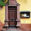 Wine Bar Door by Dave Mills