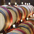 Wine Barrels by Francesco Emanuele Carucci
