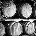 Wine Barrels by Scott Pellegrin