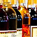 Wine Bottles by Ben Graham