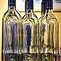 Wine Bottles by Elena Elisseeva