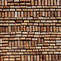 Wine Corks by Willo Breisacher