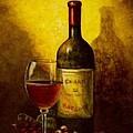 Wine Glass by IAMJNICOLE  JanuaryLifeBrand