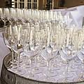 Wine Glasses by Dee  Savage