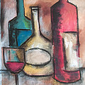 Wine Glasses by Sean Parnell