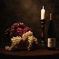 Wine Harvest Still Life by Tom Mc Nemar