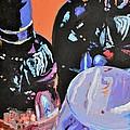 Wine Party by Donna Tuten