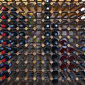 Wine Rack  by Casey Grant