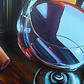 Wine Reflections by Donna Tuten