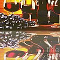 Wine Reflections by PainterArtist FIN