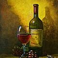 Wine Shadow Ombra Di Vino by Italian Art