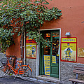 Wine Shop Monterosso Italy Dsc02584  by Greg Kluempers