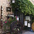 Wine Shop by Sally Weigand