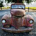 Wine Truck by Jon Neidert